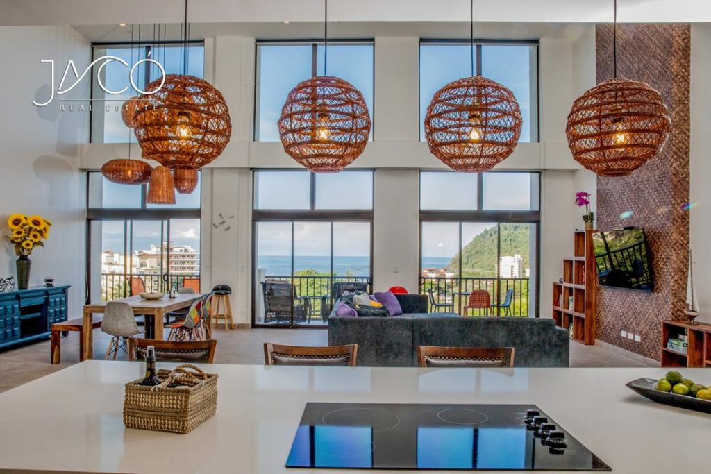 Ocean View Penthouse Jaco Bay
